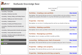 Searchable Knowledgebase